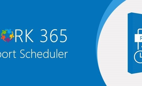 Report Scheduler for MS Dynamics CRM