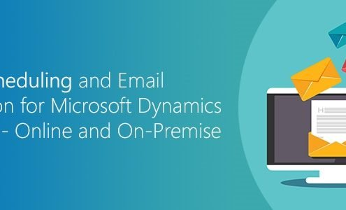 Report Scheduling and Email Subscription for Microsoft Dynamics CRM 2016 - Online and On-Premise