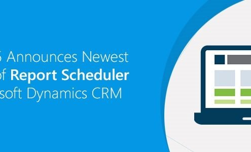 report scheduler for Microsoft Dynamics CRM