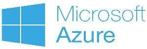 microsoft azure vector logo