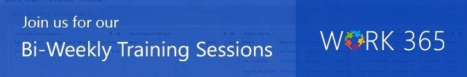 Bi-weekly Training Sessions